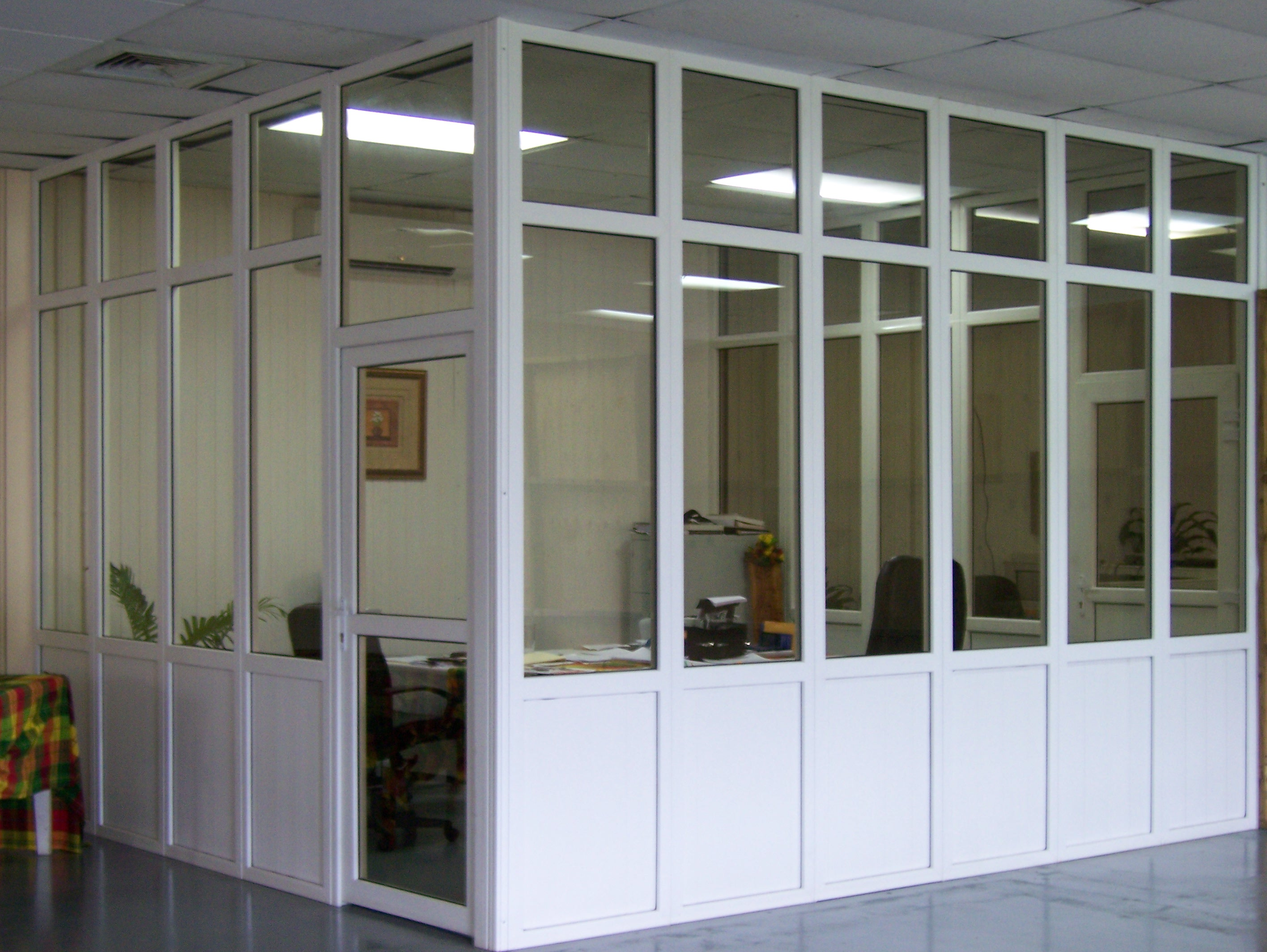 Aluminium Partitions Product : Official site of dragon windows